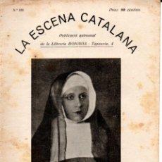 Libros antiguos: AMICHATIS : ROSA DE LIMA (ESCENA CATALANA, 1931). Lote 178897298