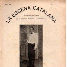 Libros antiguos: AMICHATIS I GASTON MANTUA : L' ASSASSINAT DEL CARRER 42 (ESCENA CATALANA, 1934). Lote 178897610