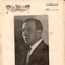 Libros antiguos: ALFONS ROURE : EL MARIT DE LA VIDUA (ESCENA CATALANA, 1931). Lote 178898240