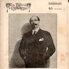 Libros antiguos: POUS I PAGÉS : PUPUT O EL JOC DE L'AMOR I L'INTERÉS (ESCENA CATALANA, 1928). Lote 178898443