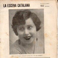 Libros antiguos: F. MADRID : TRES OBRES (ESCENA CATALANA, 1928). Lote 178898712