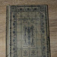 Libros antiguos: TEATRO. S. Y J. ALVAREZ QUINTERO. PROLOGO DE RAFAEL ALTAMIRA. PARIS. J.M. DENT ET FILS. PAGS: 231.. Lote 181410866