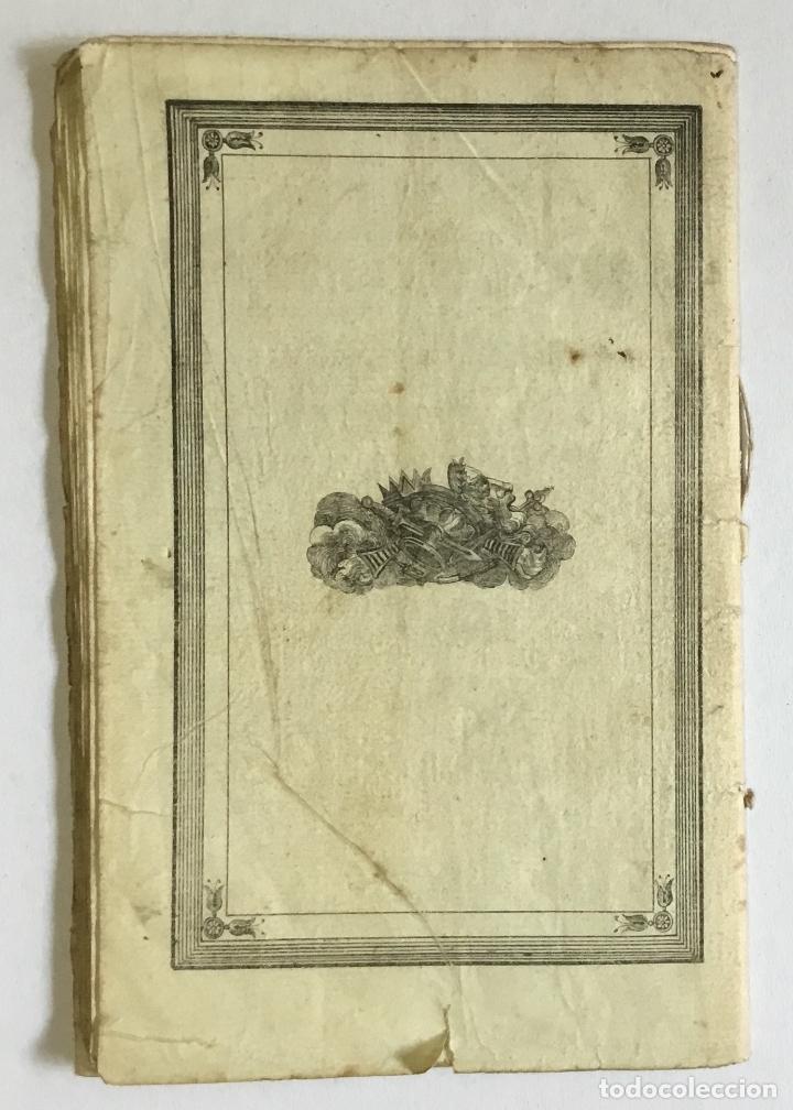 Libros antiguos: DANAO, RE D'ARGO. Dramma serio per Musica da rappresentarsi nel Teatro dell' eccma. cittá di Barcell - Foto 6 - 123268750