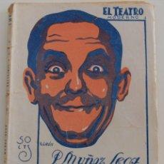 Libros antiguos: EL TEATRO MODERNO - EL VATICINIO - P. MUÑOZ SECA - Nº 206 - AÑO 1929. Lote 181566140
