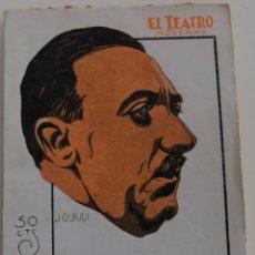 Libros antiguos: EL TEATRO MODERNO - LA MEIGA - POR F. ROMERO Y GF. SHAW - Nº 181 - AÑO 1929. Lote 181567303