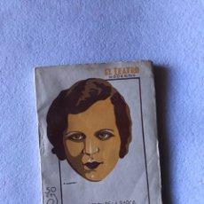 Libros antiguos: LIBRO. EL MÉDICO DE SU HONRA, CALDERÓN DE LA BARCA.EL TEATRO MODERNO. 1931.. Lote 182956850