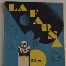Libros antiguos: LA FARSA Nº 53 - EL CADAVER VIVIENTE - POR LEON TOLSTOY. Lote 182958493