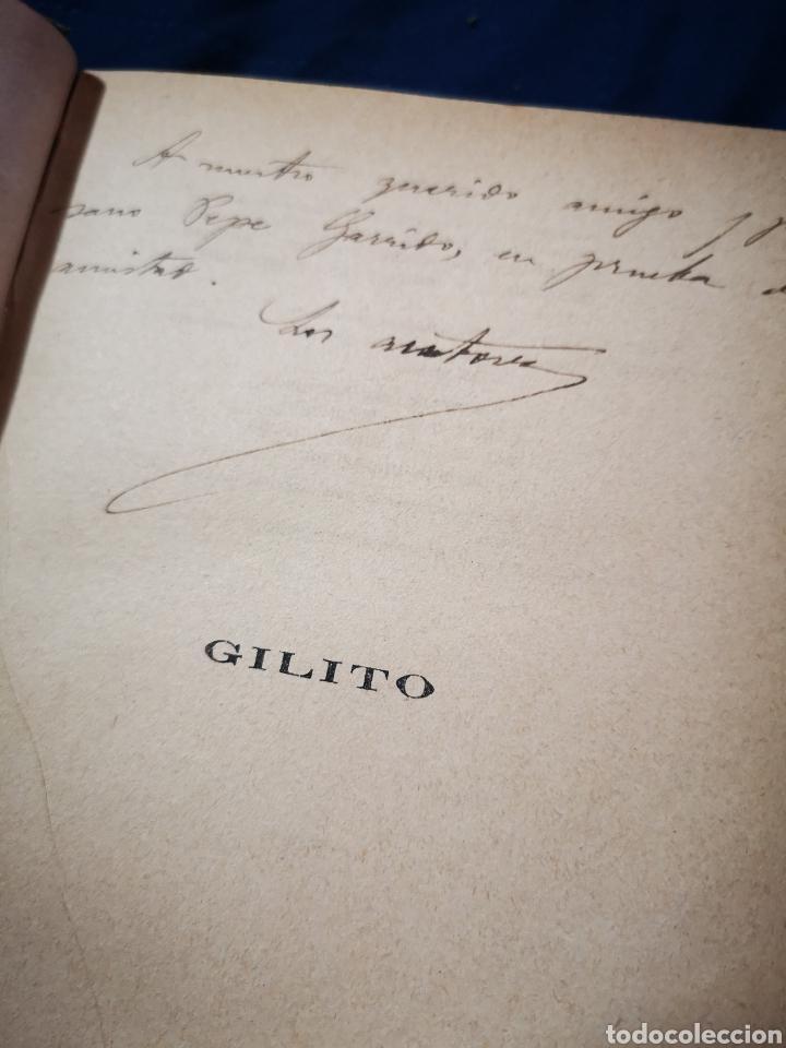 Libros antiguos: Serafín y Joaquín Álvarez Quintero, tomo de 15 primeras ediciones. Dedicadas por los autores - Foto 4 - 183174895