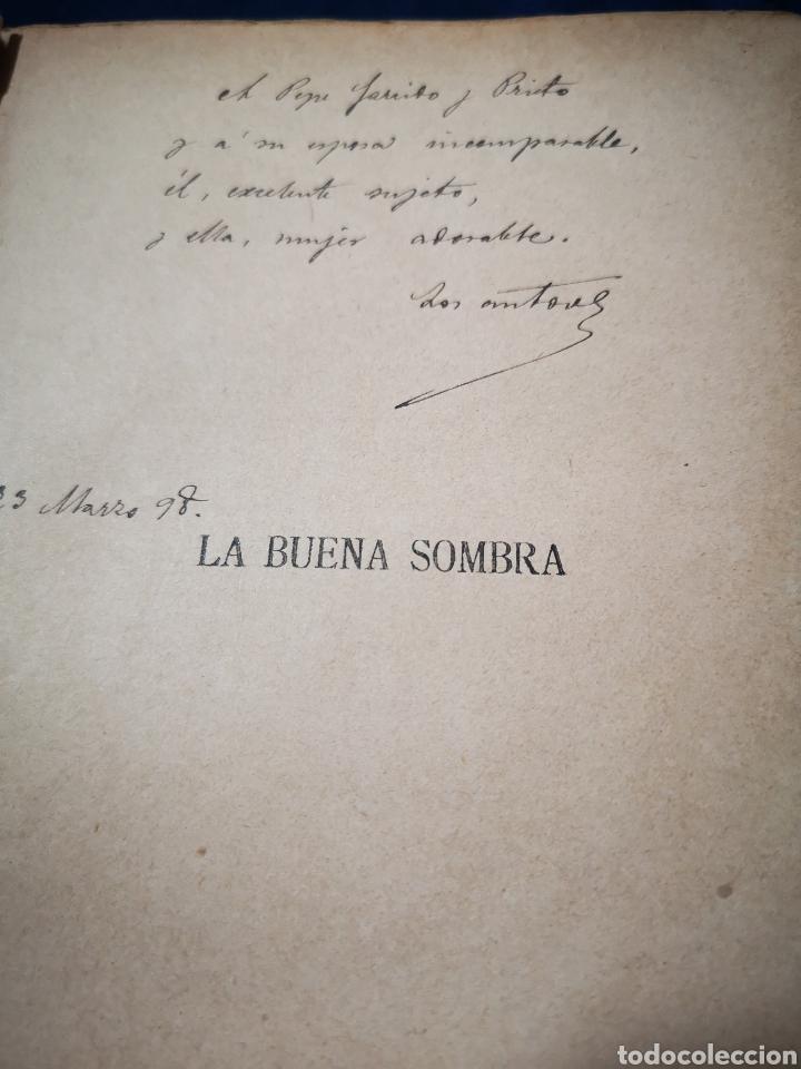 Libros antiguos: Serafín y Joaquín Álvarez Quintero, tomo de 15 primeras ediciones. Dedicadas por los autores - Foto 11 - 183174895