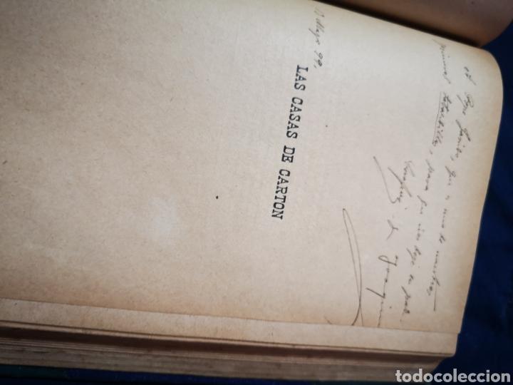 Libros antiguos: Serafín y Joaquín Álvarez Quintero, tomo de 15 primeras ediciones. Dedicadas por los autores - Foto 15 - 183174895