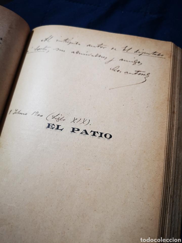 Libros antiguos: Serafín y Joaquín Álvarez Quintero, tomo de 15 primeras ediciones. Dedicadas por los autores - Foto 17 - 183174895