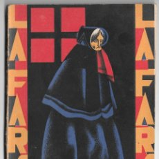 Libros antiguos: EL ROSARIO - FLORENCE L. BARCLAY - LA FARSA 88. Lote 183362185