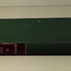 Libros antiguos: VIDA ARTÍSTICA DE DON ISIDRO MAIQUEZ. J. REVILLA. IMP. M. DE BURGOS. MADRID. 1845.. Lote 184702983