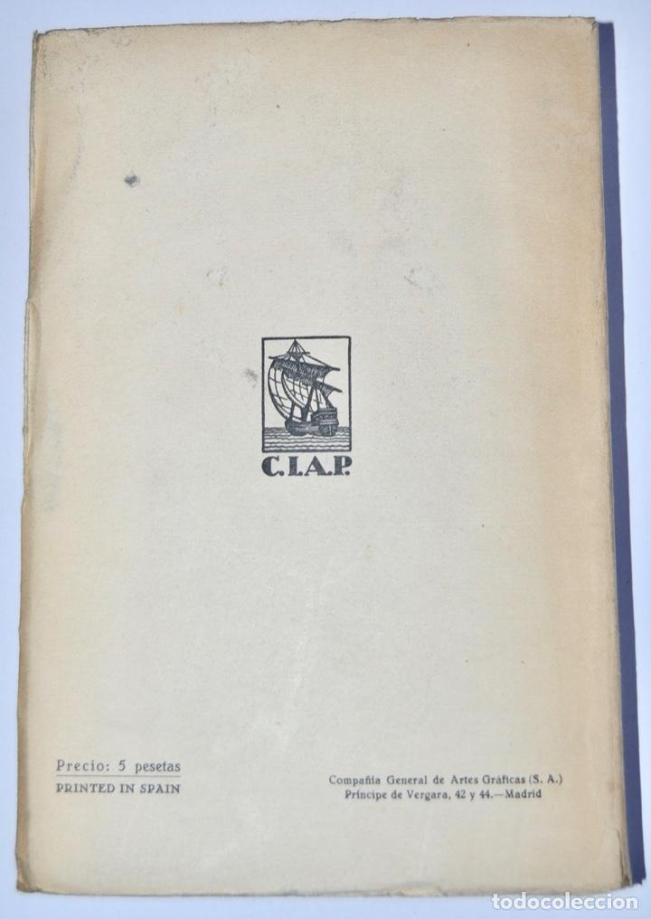 Libros antiguos: Enrique de Mesa. Obras Completas. Apostillas a la Escena. Renacimiento. 1º Edición. Madrid, 1929 - Foto 6 - 185253081