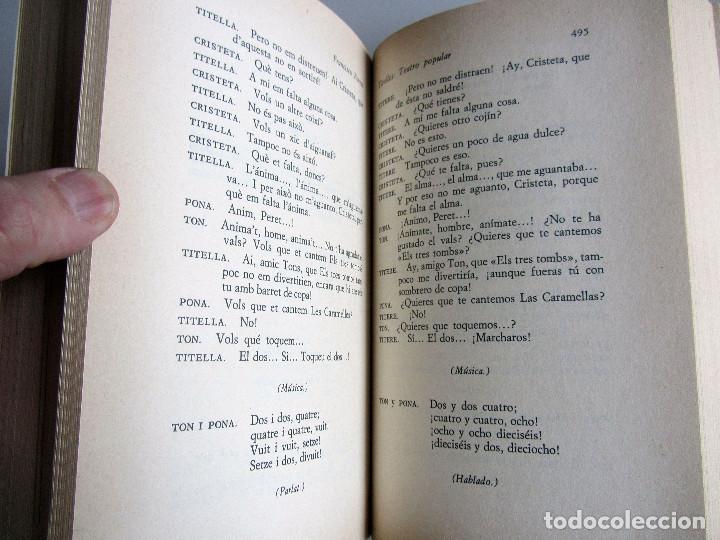 Libros antiguos: Titelles. Teatro popular. Francisco Porras. Biblioteca de visionarios heterodoxos y marginados. - Foto 8 - 191717542