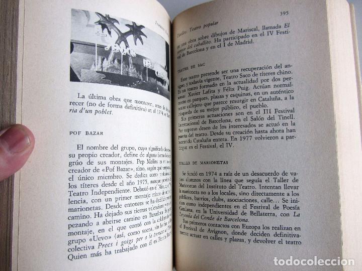 Libros antiguos: Titelles. Teatro popular. Francisco Porras. Biblioteca de visionarios heterodoxos y marginados. - Foto 9 - 191717542