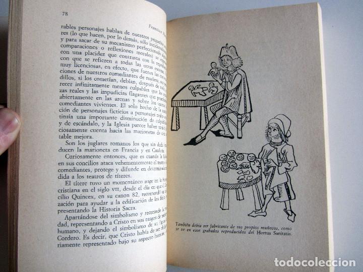 Libros antiguos: Titelles. Teatro popular. Francisco Porras. Biblioteca de visionarios heterodoxos y marginados. - Foto 14 - 191717542