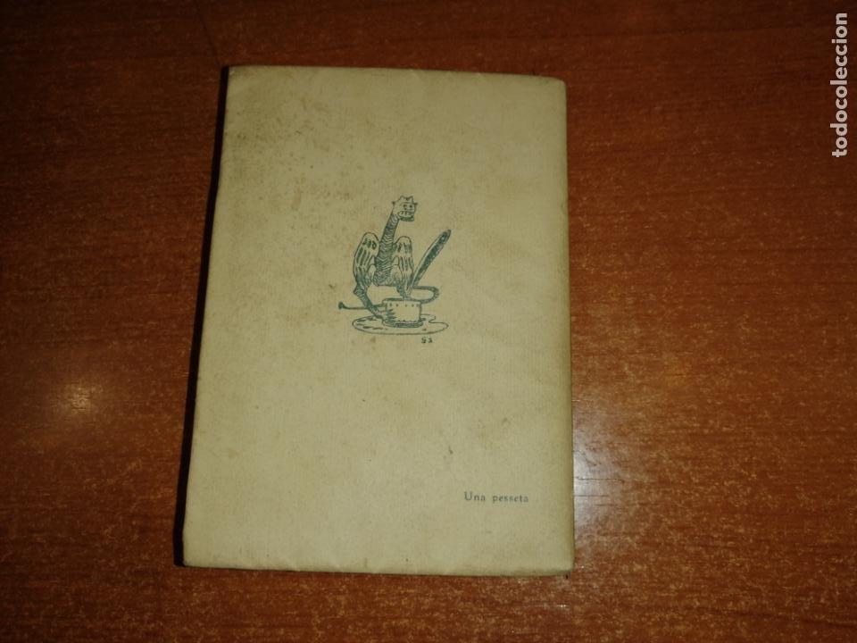 Libros antiguos: LALEGRIA QUE PASSA. SANTIAGO RUSIÑOL. 1905 - Foto 6 - 192775836