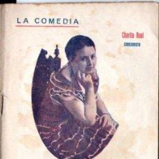 Libros antiguos: LUIS FERNÁNDEZ ARDAVIN : DOÑA DIABLA (LA COMEDIA, 1925). Lote 193739865
