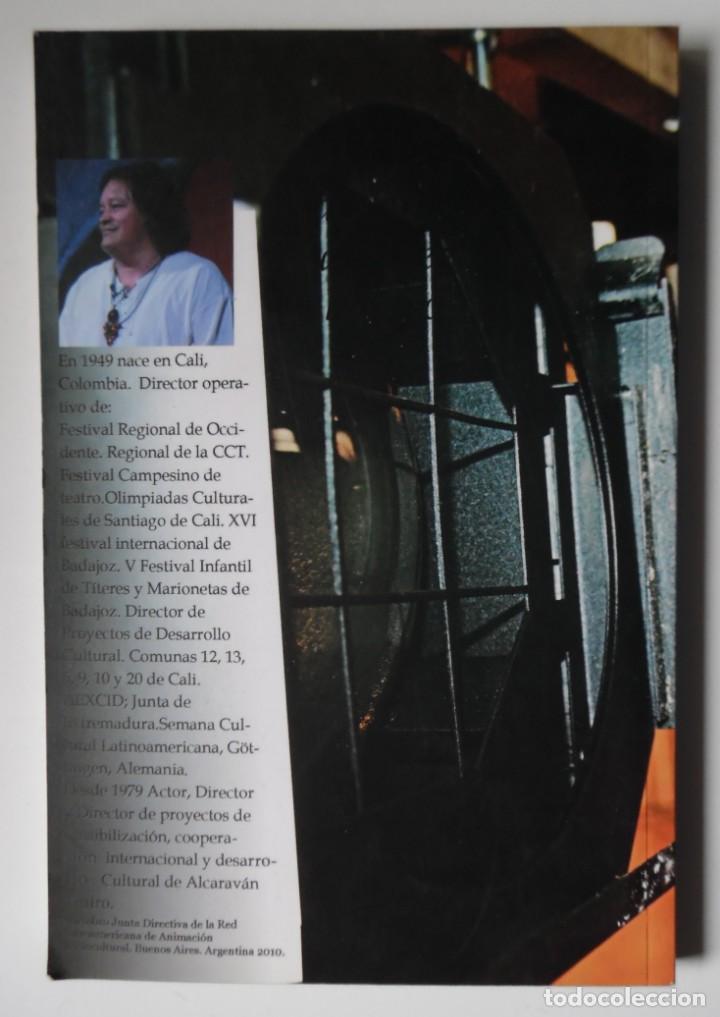 Libros antiguos: El sentido práctico, por el actor y director teatral Fabián Ramírez. Alcaraván Teatro. Colombia - Foto 2 - 194098673