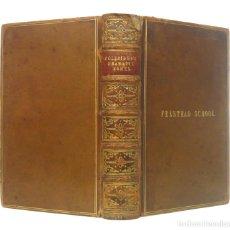 Libros antiguos: 1852 - THE DRAMATIC WORKS OF SAMUEL TAYLOR COLERIDGE - ROMANTISMO INGLÉS - IMPRESO EN LONDRE - PIEL . Lote 194861445