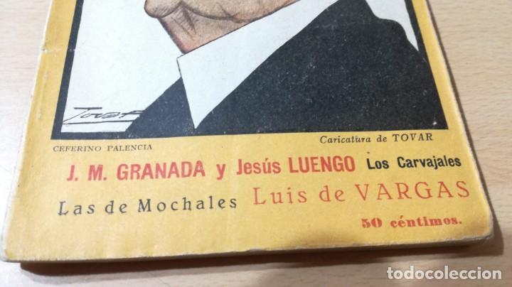 Libros antiguos: COMEDIAS - LOS CARVAJALES - J M GRANADA / J LUENGO - 1926M302 - Foto 2 - 194912128