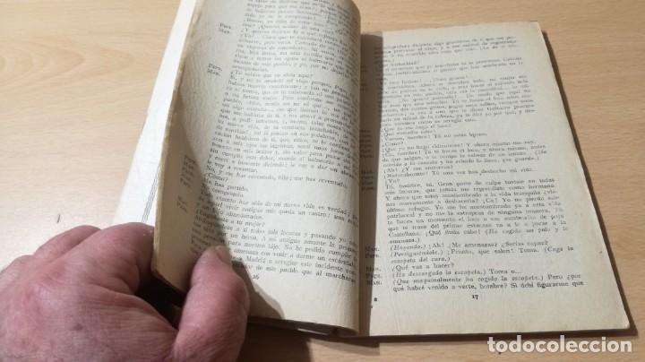 Libros antiguos: COMEDIAS - LOS CARVAJALES - J M GRANADA / J LUENGO - 1926M302 - Foto 7 - 194912128