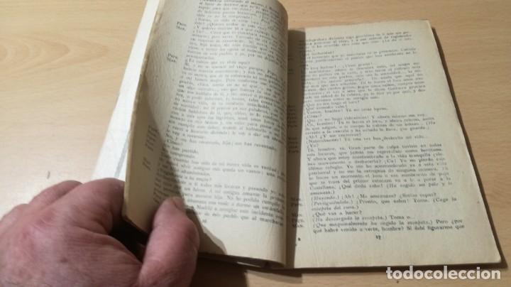 Libros antiguos: COMEDIAS - LOS CARVAJALES - J M GRANADA / J LUENGO - 1926M302 - Foto 8 - 194912128