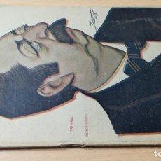 Libros antiguos: EL OCTAVO NO MENTIR - MIGUEL ECHEGARAY - LA NOVELA TEATRAL 1919M302. Lote 194912217