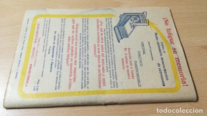 Libros antiguos: EL MÍSTICO - SANTIAGO RUSIÑOL - LA NOVELA TEATRAL - 1916 - Foto 2 - 194912478