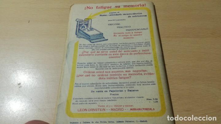 Libros antiguos: EL MÍSTICO - SANTIAGO RUSIÑOL - LA NOVELA TEATRAL - 1916 - Foto 7 - 194912478