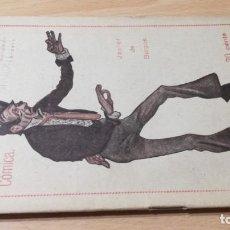 Libros antiguos: HISTORIA SAINETE - JAVIER DE BURGOS VOL III - LA NOVELA COMICA 1917M304. Lote 194912506
