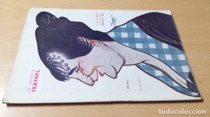 LA TIA DE CARLOS - PEDRO GIL - LA NOVELA TEATRAL - 1919M304 (Libros antiguos (hasta 1936), raros y curiosos - Literatura - Teatro)