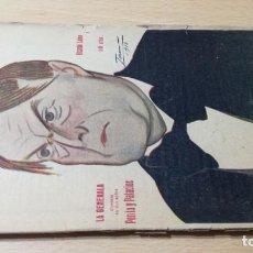 Libros antiguos: LA GENERALA - PERRIN Y PALACIOS - LA NOVELA TEATRAL 1918M304. Lote 194913645