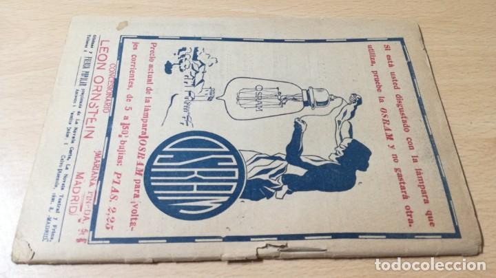 Libros antiguos: LA GENERALA - PERRIN Y PALACIOS - LA NOVELA TEATRAL 1918M304 - Foto 2 - 194913645