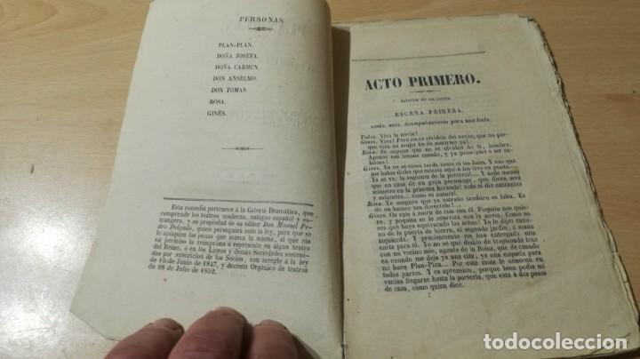 Libros antiguos: PLAN - PLAN - M P D - AÑO 1857 IMPRENTA CIPRIANO LOPEZ MADRIDM304 - Foto 6 - 194914042