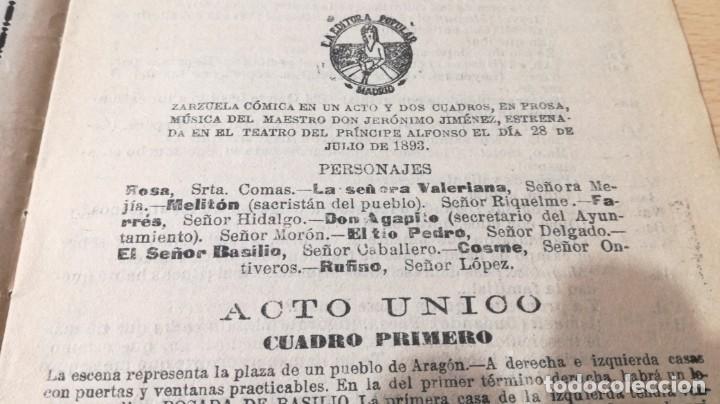 Libros antiguos: LOS VOLUNTARIOS - FIACRO YRAIZOZ - 1919M304 - Foto 5 - 194914138