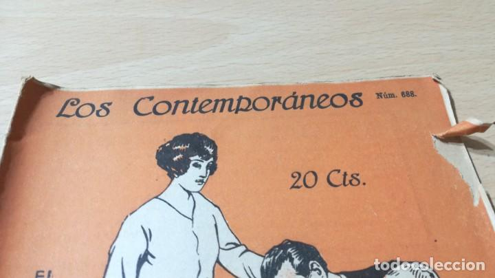 Libros antiguos: EL ESPEJISMO DE LA GLORIA - AUGUSTO MARTINEZ OLMEDILLA 1922M304 - Foto 3 - 194914307