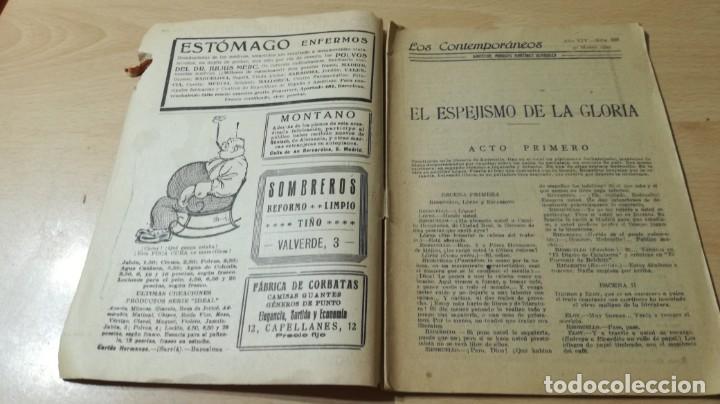 Libros antiguos: EL ESPEJISMO DE LA GLORIA - AUGUSTO MARTINEZ OLMEDILLA 1922M304 - Foto 4 - 194914307