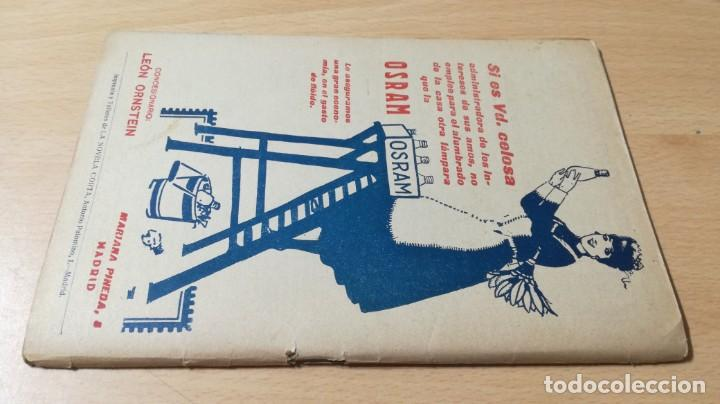 Libros antiguos: EL MISTERIO DEL CUARTO AMARILLO - GASTON LEROUX - 1917 LA NOVELA TEATRALM304 - Foto 2 - 194914372