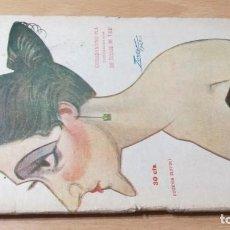 Libros antiguos: CONSTANTINO PLA - JOSE FERNANDEZ DEL VILLAR - 1922 LA NOVELA TEATRALM304. Lote 194914605