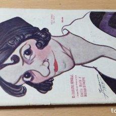 Libros antiguos: EL DIRECTOR GENERAL - E M Y D DE SANTOVAL - LA NOVELA TEATRAL 1919M304. Lote 194914675