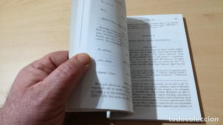 Libros antiguos: EL SI DE LAS NIÑAS - L FERNANDEZ DE MORATIN - CASTALIAM103 - Foto 11 - 194915115