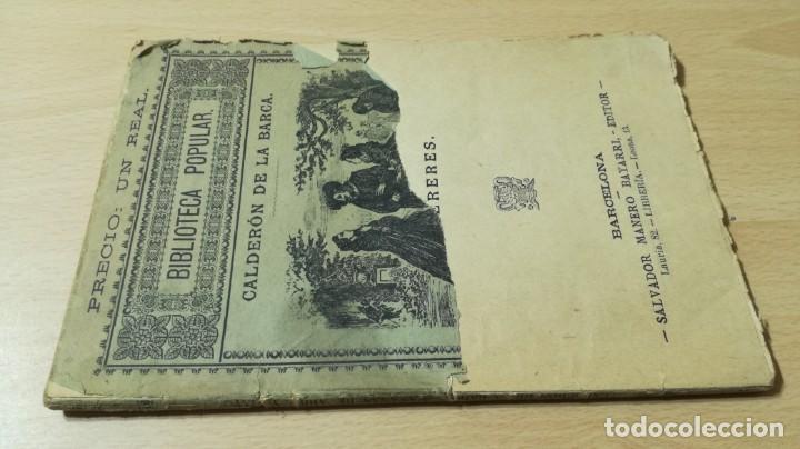 MAÑANAS DE ABRIL Y MAYO - MISERERES -CALDERON DE LA BARCA M401 (Libros antiguos (hasta 1936), raros y curiosos - Literatura - Teatro)