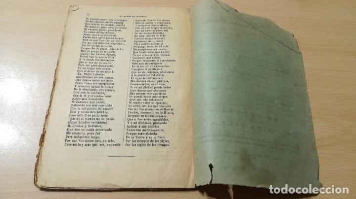 Libros antiguos: MAÑANAS DE ABRIL Y MAYO - MISERERES -CALDERON DE LA BARCA M401 - Foto 7 - 194915558