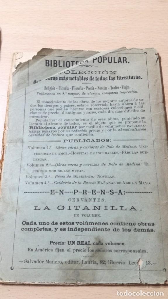 Libros antiguos: MAÑANAS DE ABRIL Y MAYO - MISERERES -CALDERON DE LA BARCA M401 - Foto 8 - 194915558