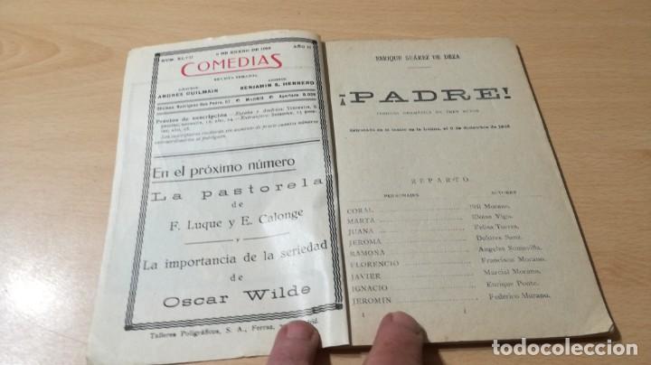 Libros antiguos: PADRE / SUAREZ - LA COMEDIA NUEVA O EL CAFÉ / MORATIN - 1926 COMEDIAS M401 - Foto 5 - 194915681