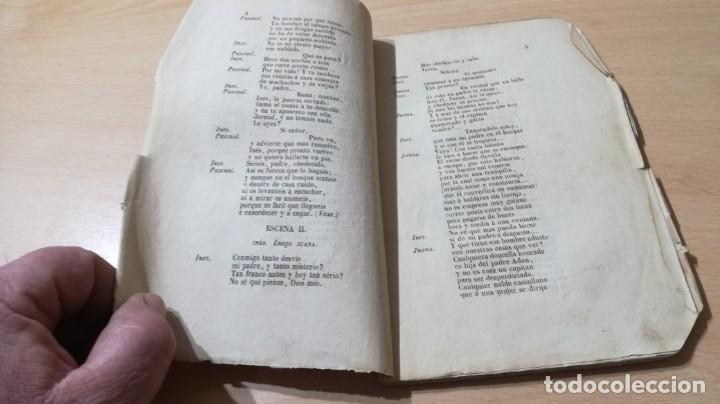Libros antiguos: EL ZAPATERO Y EL REY - JOSE ZORRILA - 2ª PARTE - MPD 1857M401 - Foto 5 - 194915877