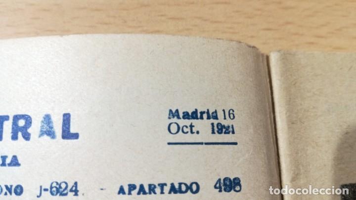 Libros antiguos: EL CENTENARIO - ALVAREZ QUINTERO - LA NOVELA TEATRAL 1921M401 - Foto 4 - 194917201