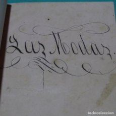Libros antiguos: LAS MODAS.SERAFI PITARRA Y LLUIS PUIGDALT.1866.. Lote 198833937
